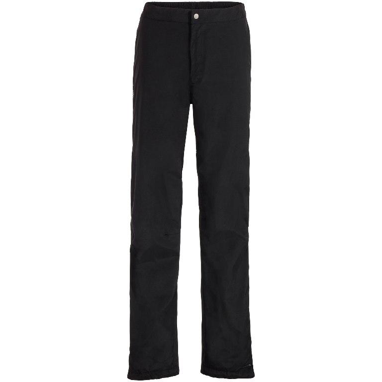 Vaude Men's Yaras Rain Pants III - Regular - black