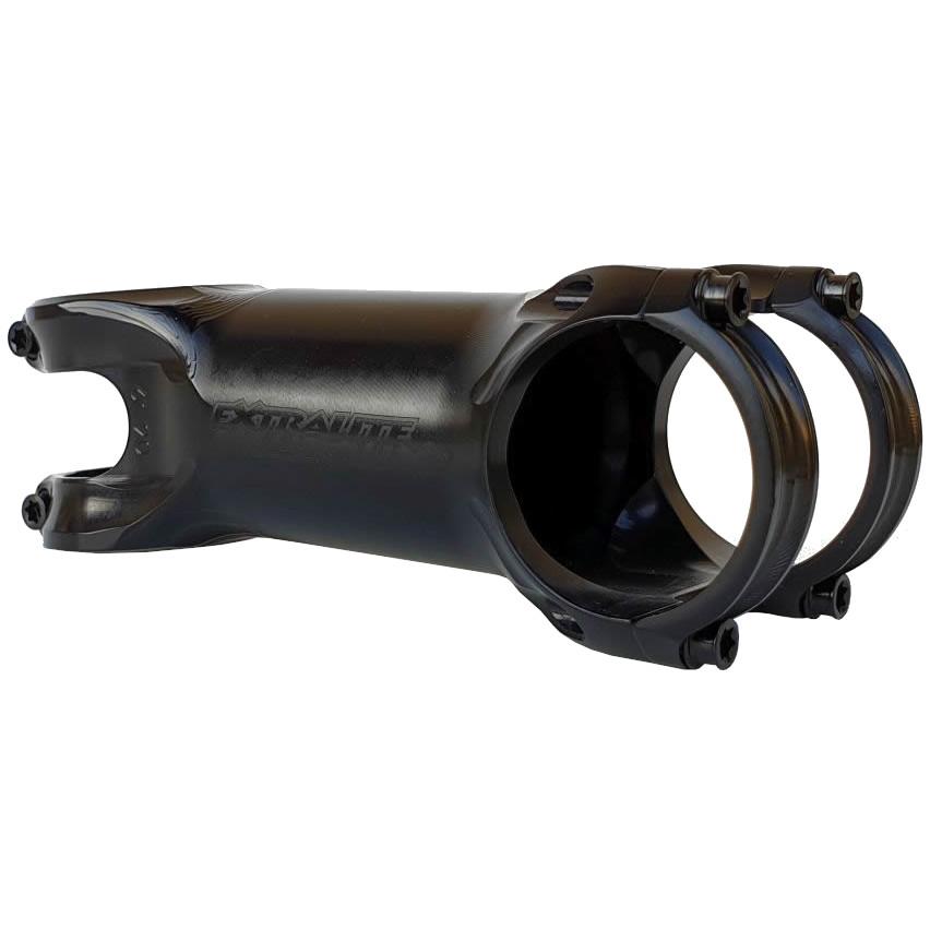 Extralite HyperStem Stealth - 31.8 Stem - 6° - black on black