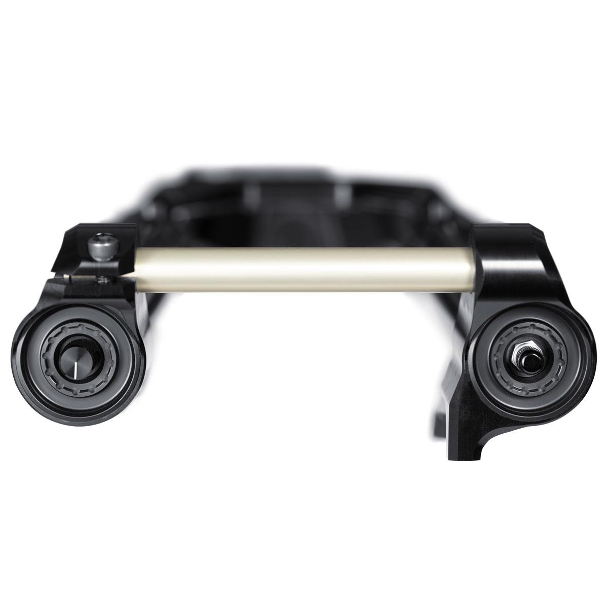Image of Intend Blackline Ebonite 29 Inch Suspension Fork - 160mm - 44mm Offset - Tapered - 15x110mm Boost