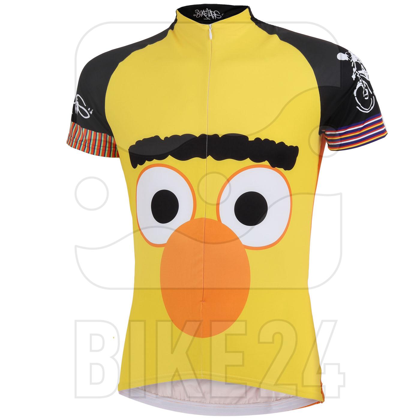 Biketags Jersey Sesame Street - Ernie & Bert Face