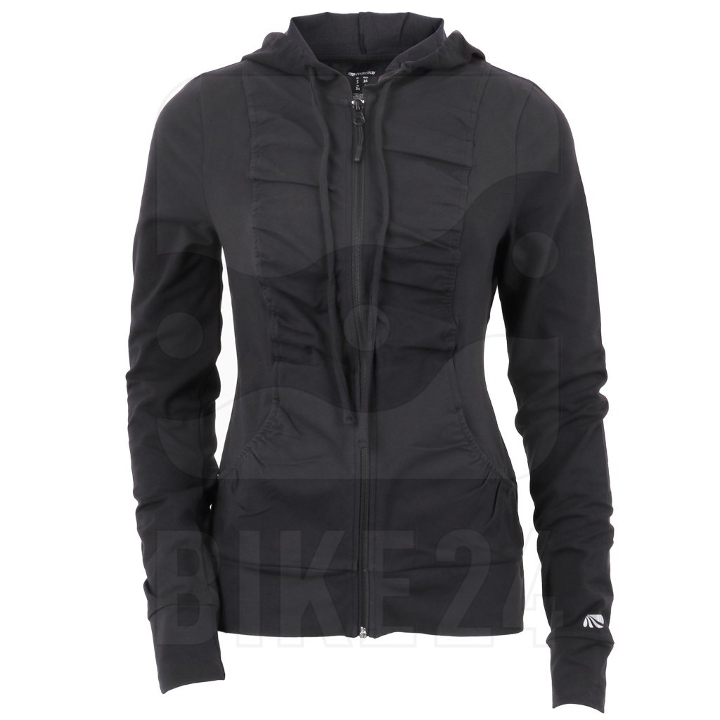 Marika Tummy Control Ruched Jacket Women - black