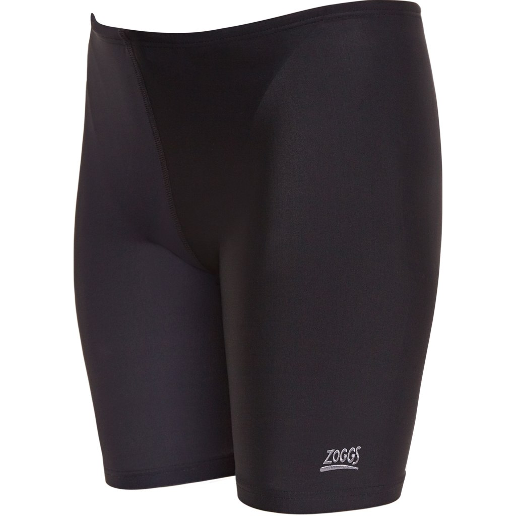 Zoggs Defiance Mid Jammer Badehose - Black