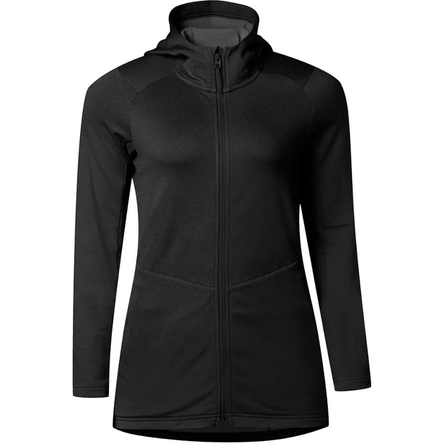7mesh Apres Chaqueta con capucha para mujer - Black
