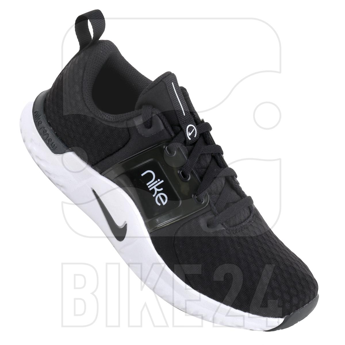 Nike Renew In-Season TR10 Damen-Trainingsschuh - black/black-dark smoke CK2576-001