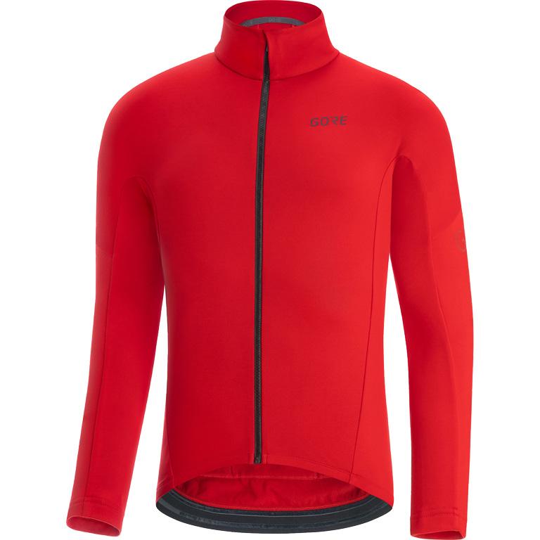 Produktbild von GORE Wear C3 Thermo Trikot 100647 - red 3500