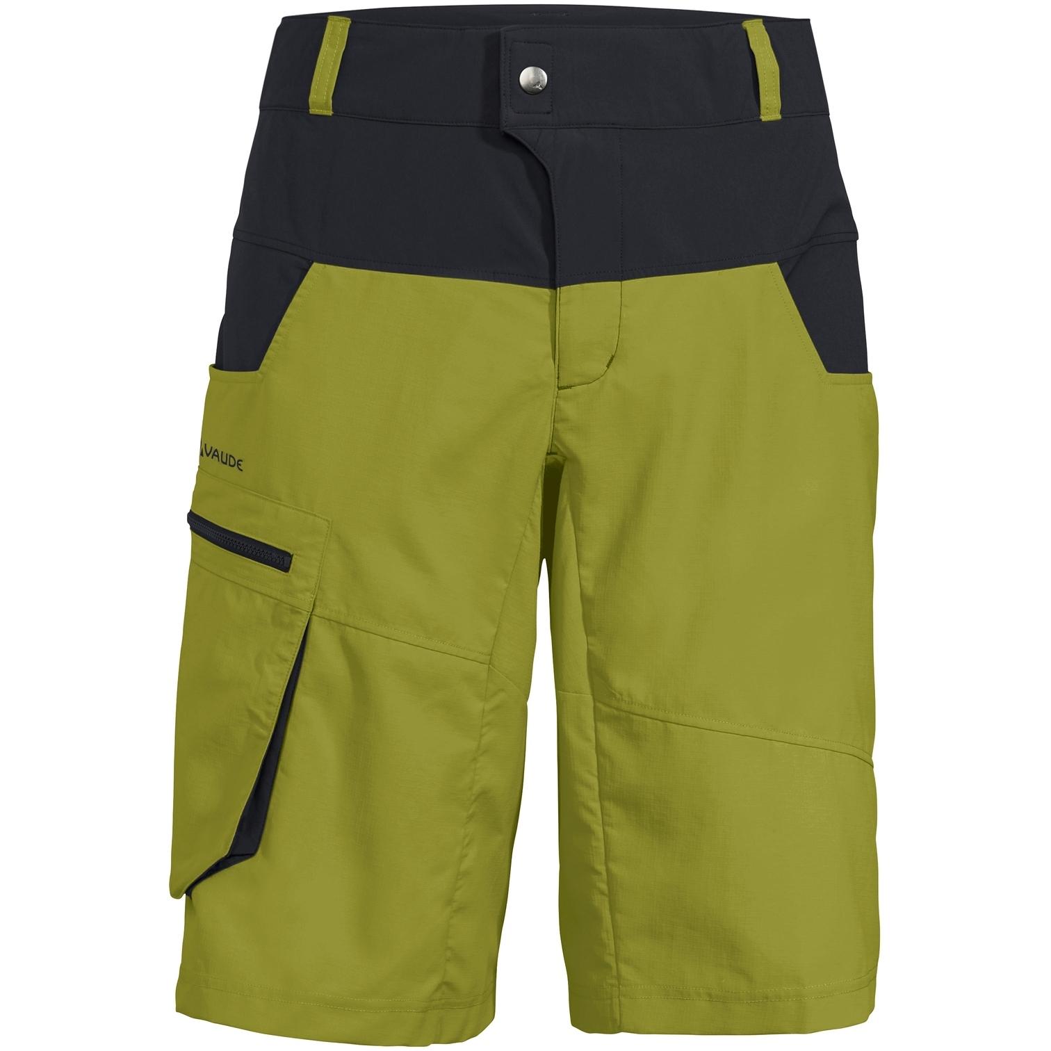 Vaude Qimsa Shorts - avocado
