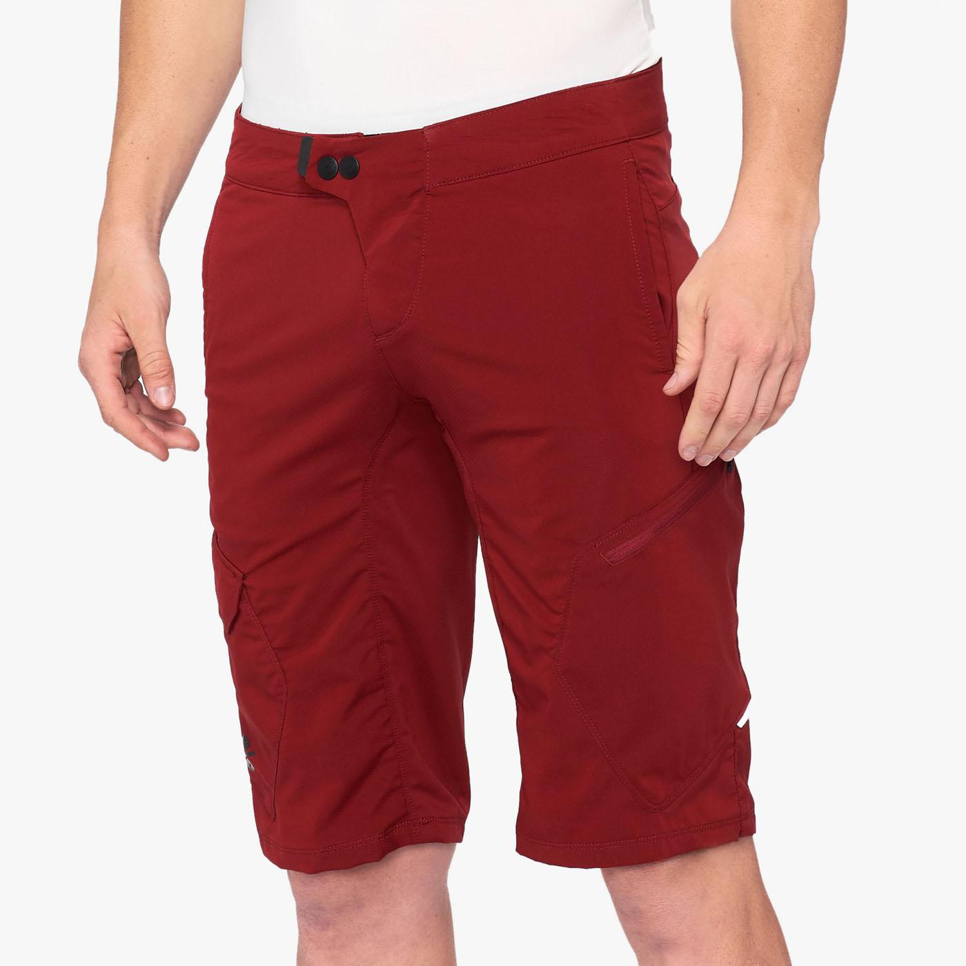 Imagen de 100% Ridecamp Shorts - Brick