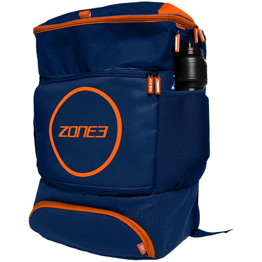 Zone3 Transition Backpack - navy/orange/grau