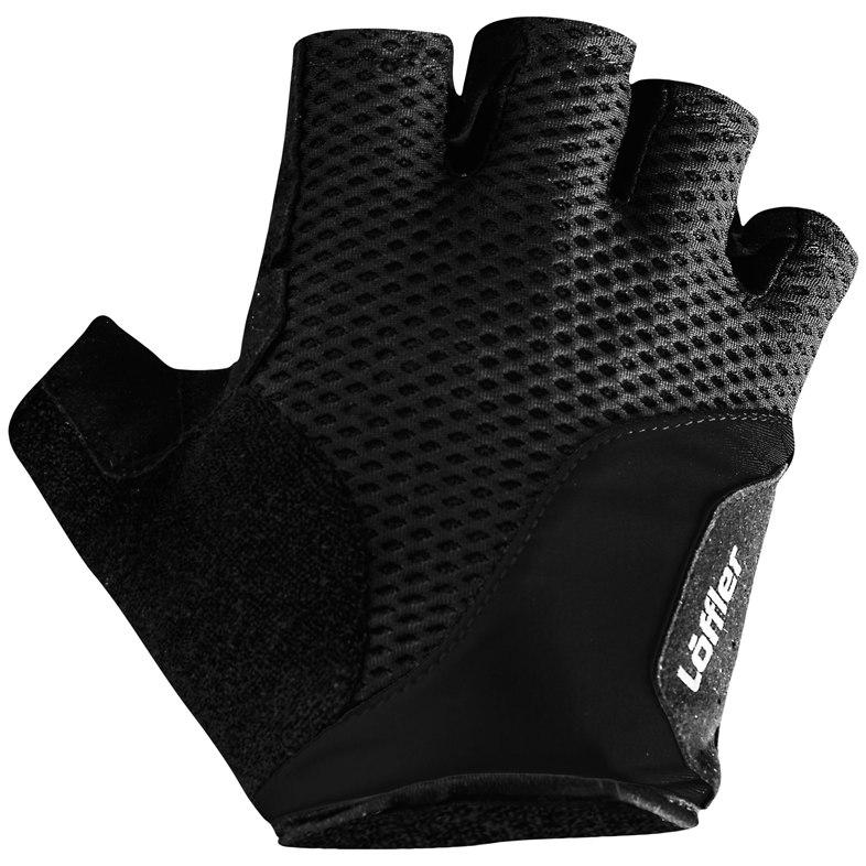 Löffler Bike Gloves Elastic Gel 20025 - black 990