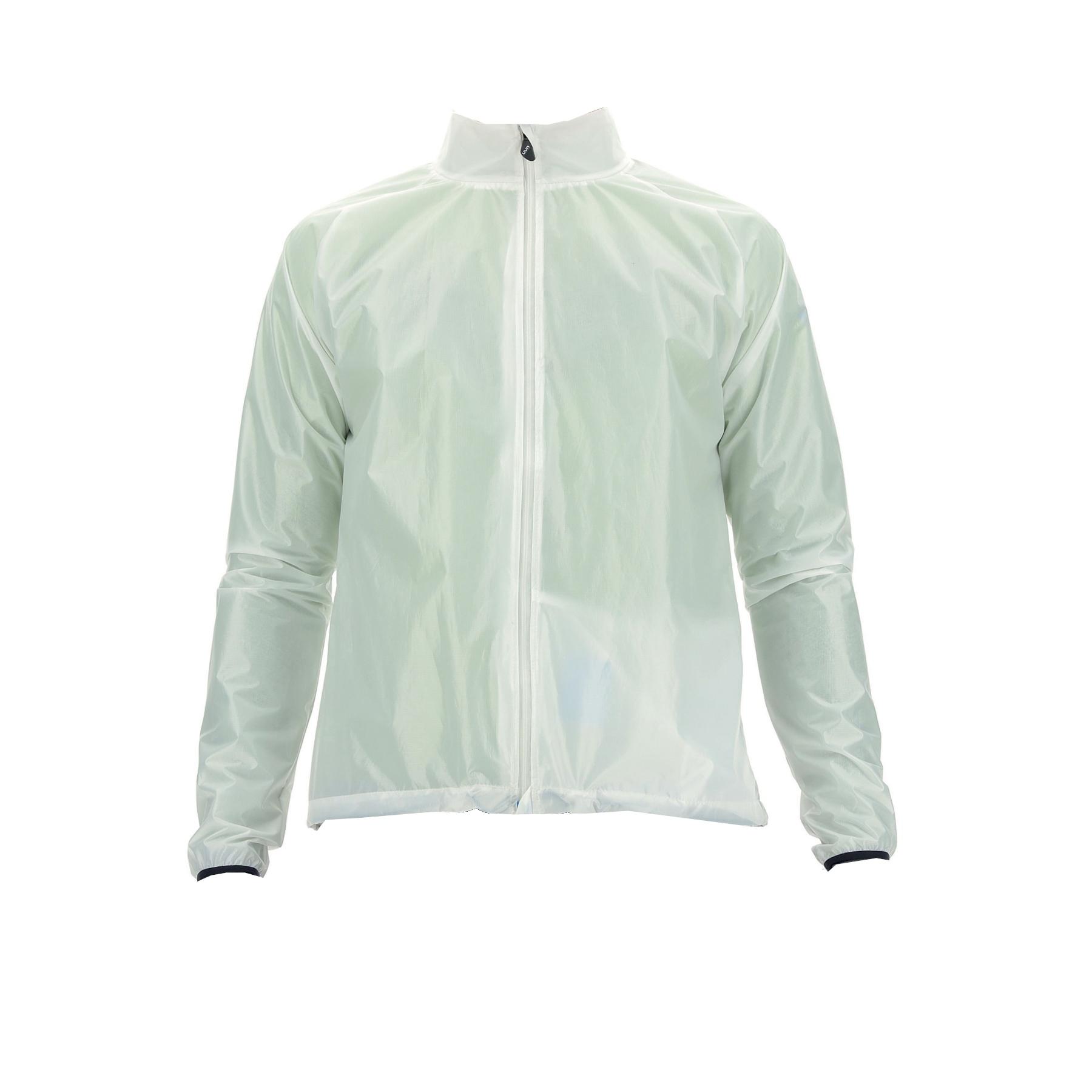 UYN Running Luminance Regular Fit Jacke - Off White Plum/Black