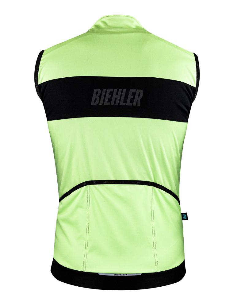 Image of Biehler Defender Gilet - Fresh Lime