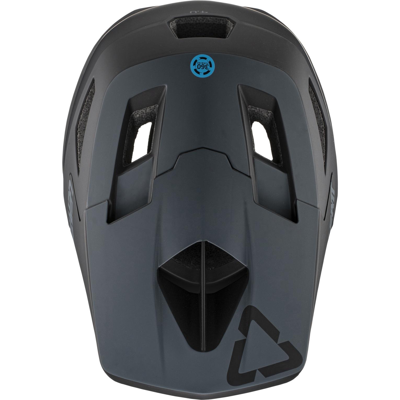 Bild von Leatt DBX 4.0 DH Full Face Helm - black