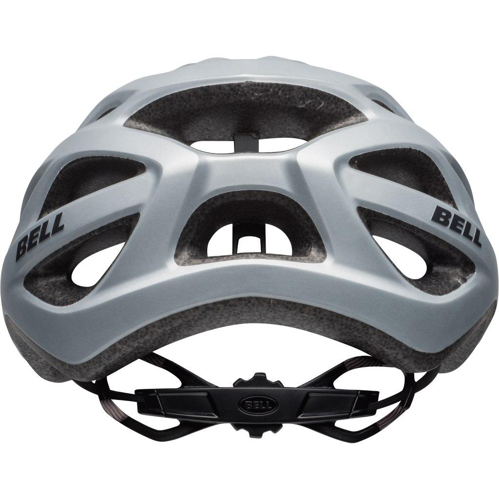 Image of Bell Tracker Helmet UA (54-61 cm) - matte silver
