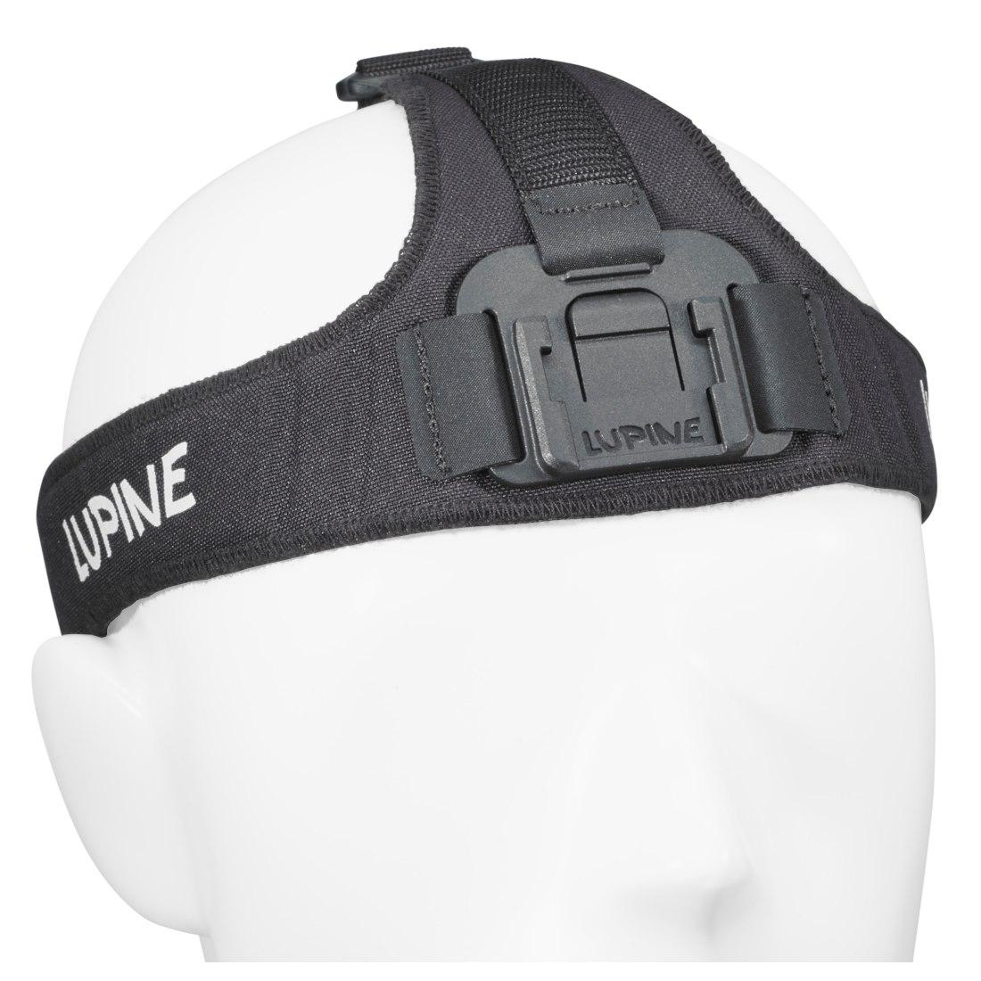 Lupine FrontClick HeavyDuty Headband Neo / Piko / Blika