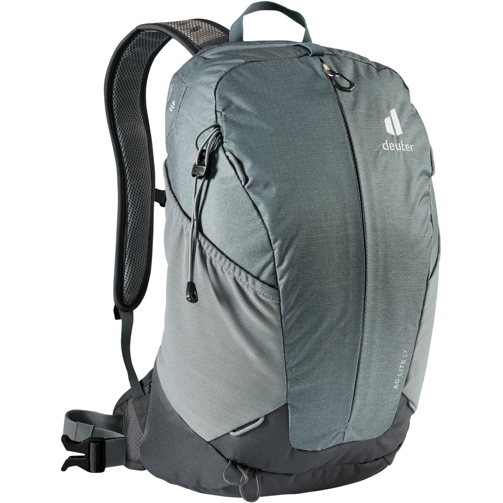 Deuter AC Lite 17 Backpack - shale-graphite