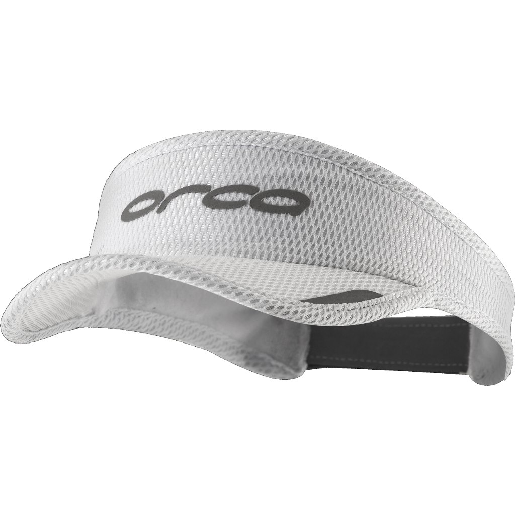 Produktbild von Orca Triathlon Visor - white