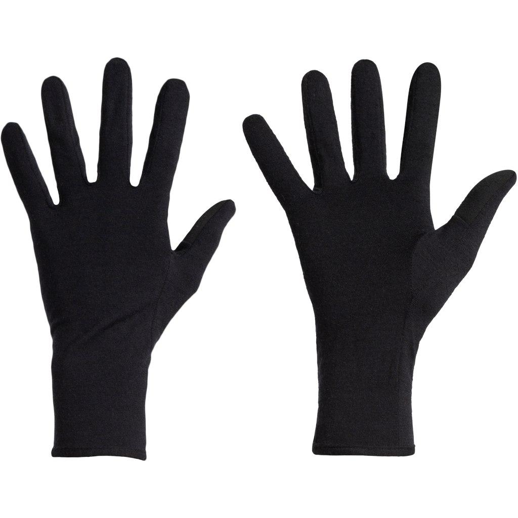 Produktbild von Icebreaker 260 Tech Glove Liner Handschuh - Black