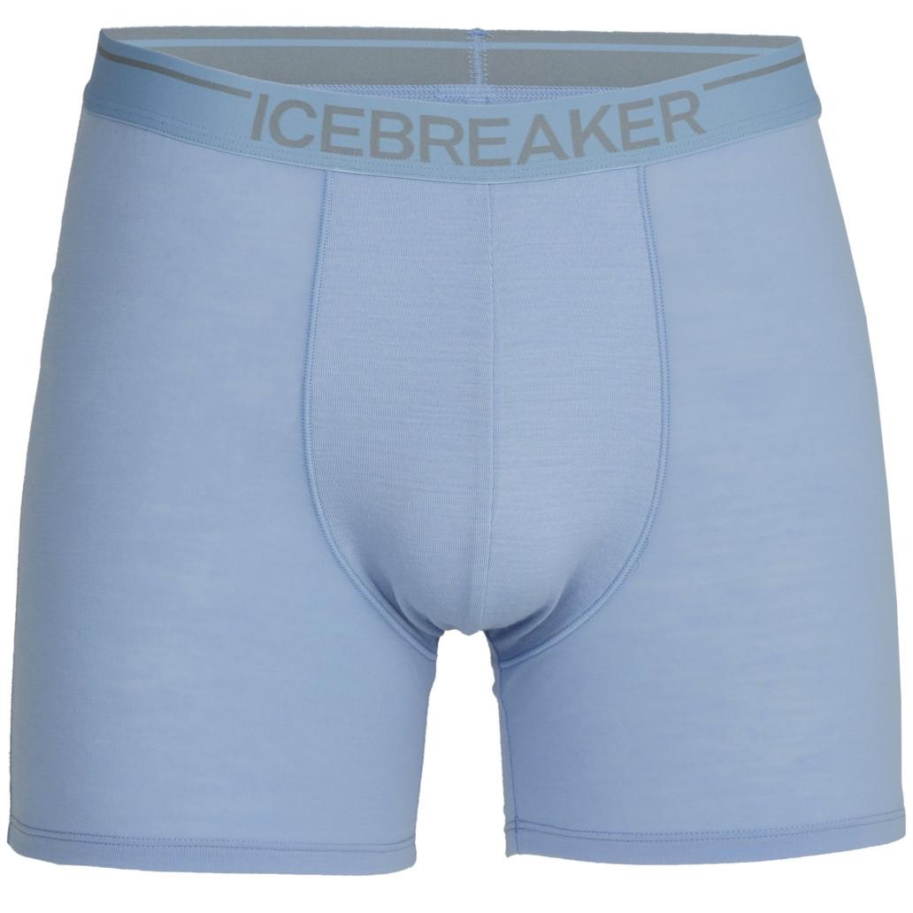 Produktbild von Icebreaker Anatomica Herren Boxershorts - Island
