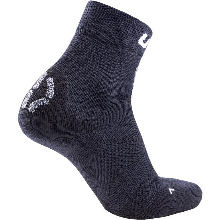 Bild von UYN Cycling MTB Light Socken Damen - Schwarz/Weiß