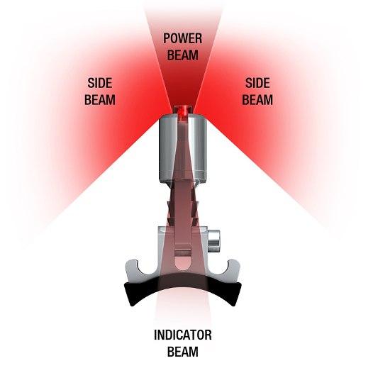 Image of Supernova E3 Tail Light 2 LED 6 V for Seatpost Mount - black