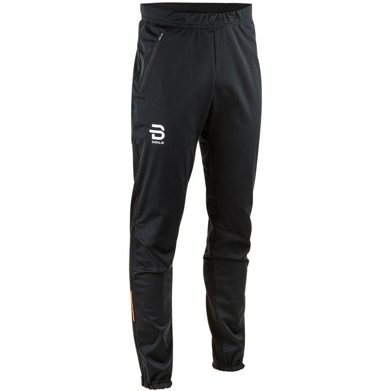 Daehlie Pants Wool - black 99900