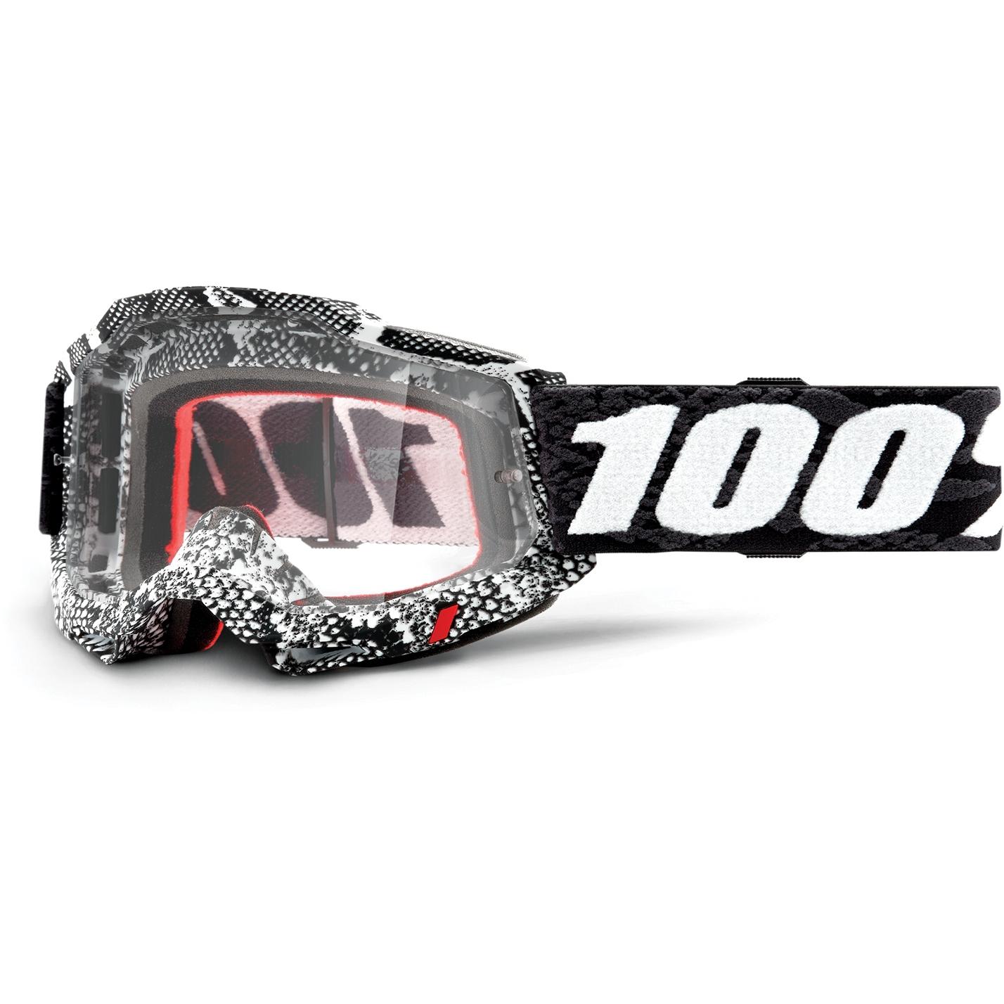 Imagen de 100% Accuri 2 Goggle Clear Lens Gafas - Cobra