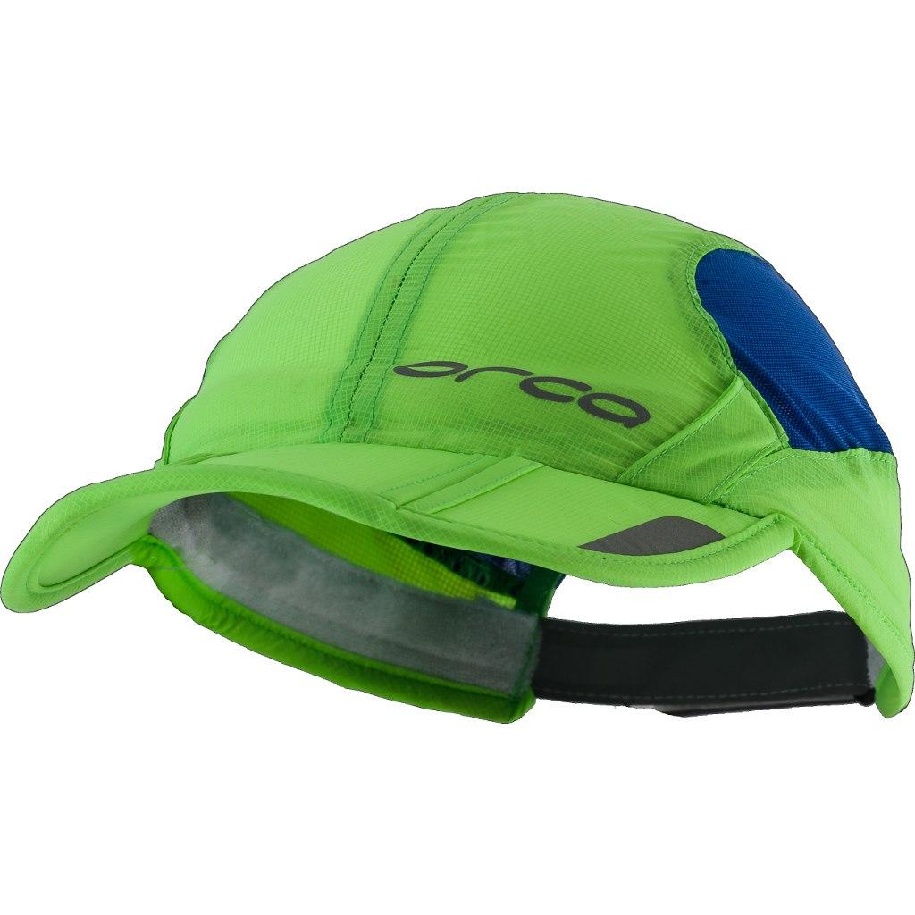 Produktbild von Orca Foldable Cap Faltbare Mütze Unisex - black green