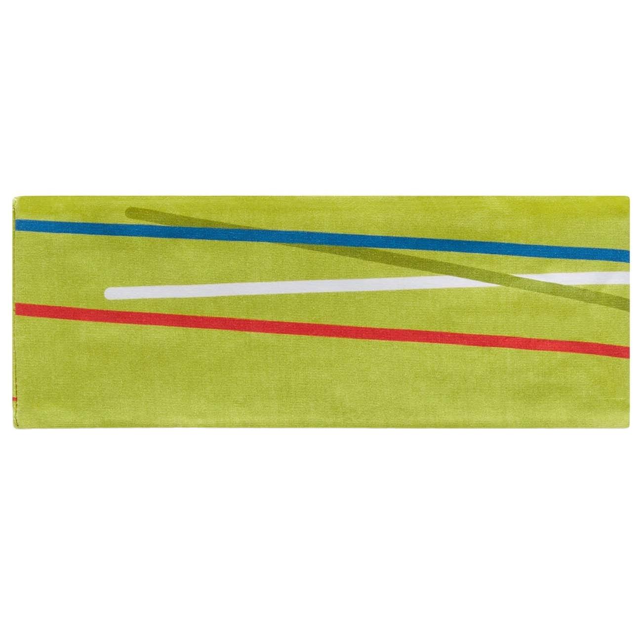Image of La Sportiva Stripe Headband - Celery