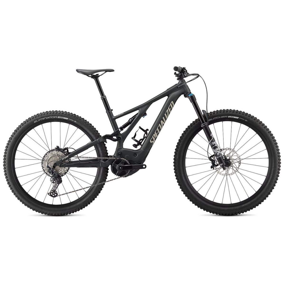 Foto de Specialized TURBO LEVO COMP 29 Bicicleta eléctrica de montaña - 2021 - oak green metallic / black / gloss white