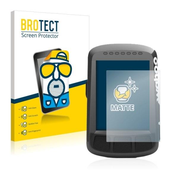 Bedifol BROTECT® Matte Screen Protector for Wahoo Elemnt Bolt GPS (2 Pcs.)