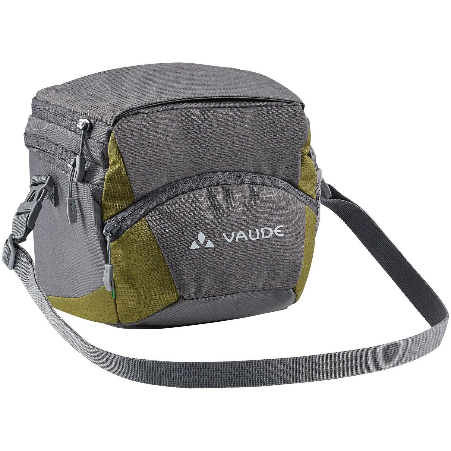 Vaude OnTour Box M (KLICKfix ready) Lenkertasche - iron/bamboo