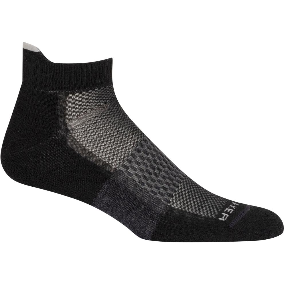 Produktbild von Icebreaker Multisport Light Micro Herren Socken - Black