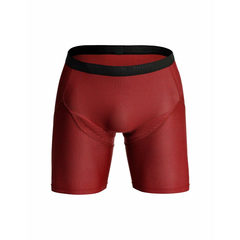 7mesh Foundation Pantalones interiores para hombre - Pomegranate
