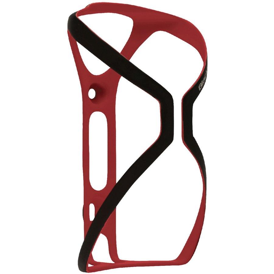 Image of Blackburn CINCH Carbon Fiber Cage Bottle Cage - gloss red