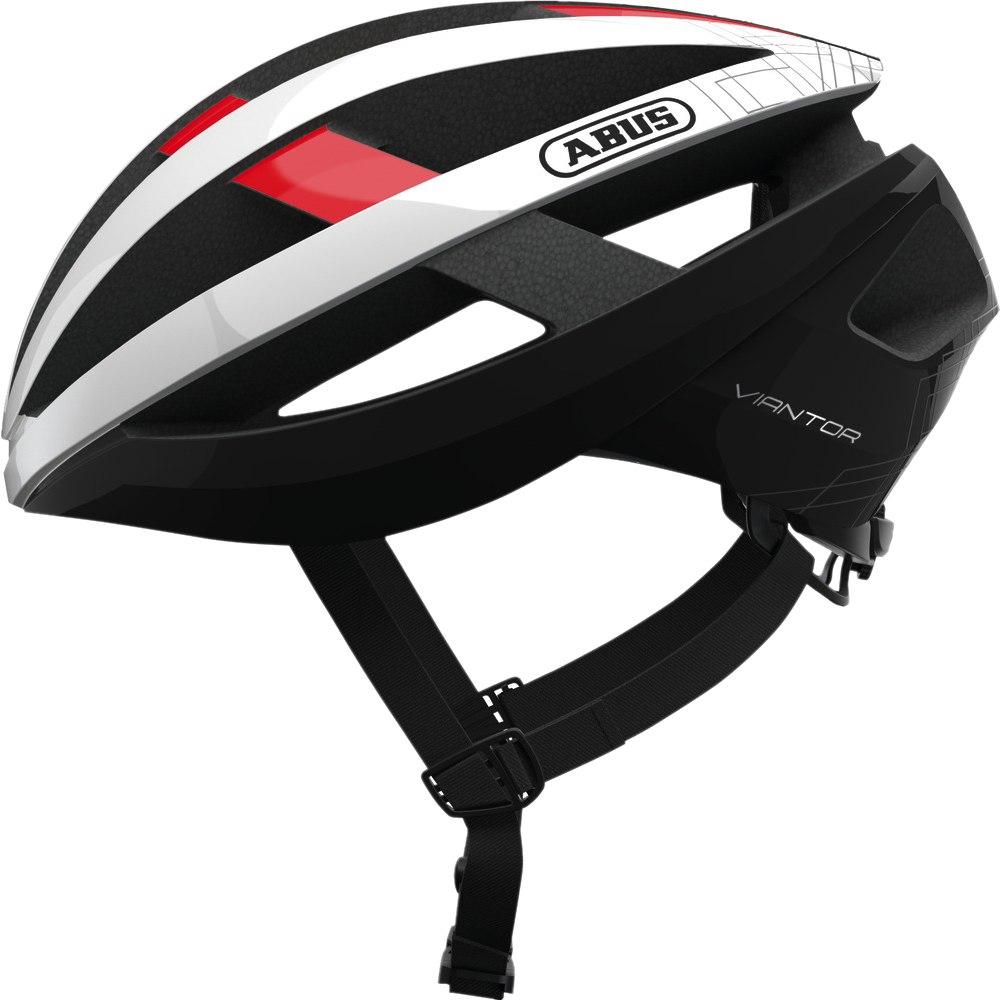 ABUS Viantor Helmet - blaze red