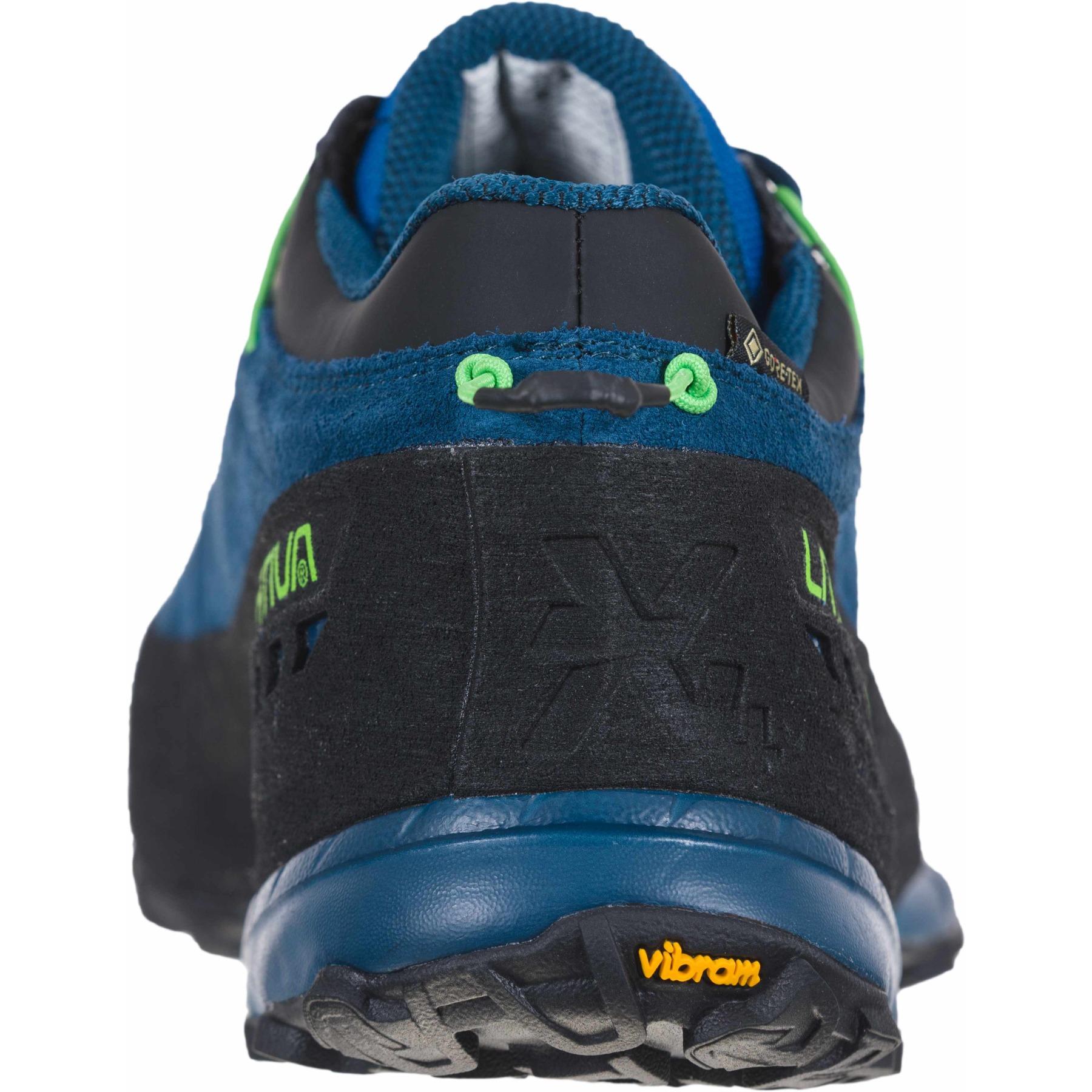 Image of La Sportiva TX4 GTX Approach Shoes - Opal/Jasmine Green