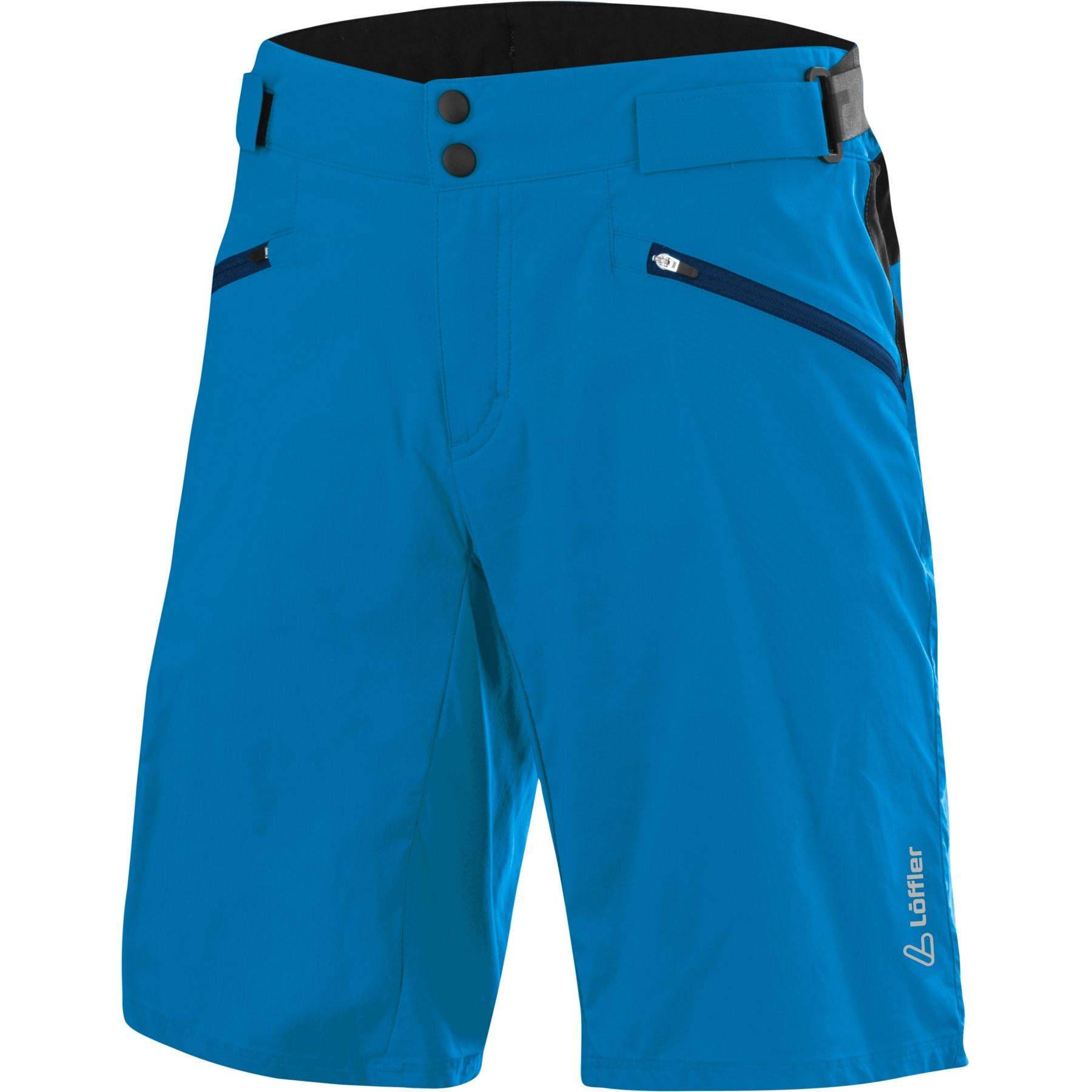 Löffler Bike Shorts Pace CSL 23505 - blue lake 426