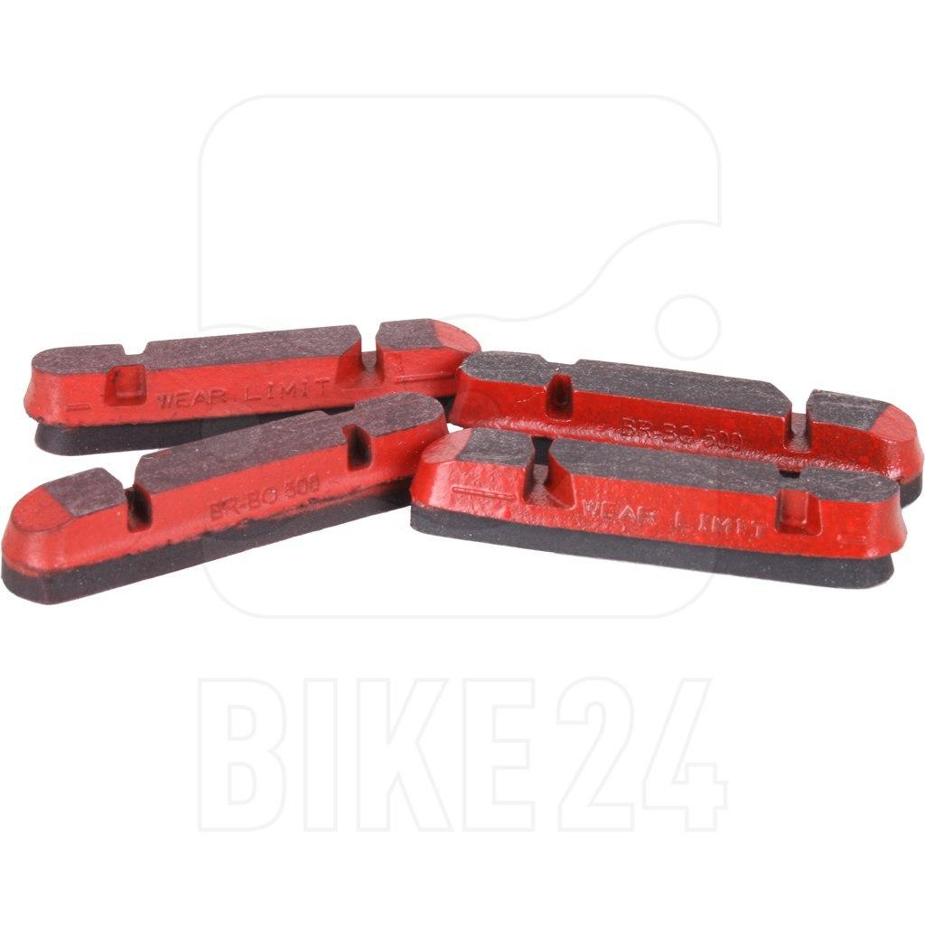 Campagnolo Brake Pads for Carbon Rims - BR-BO500 (4 pcs)