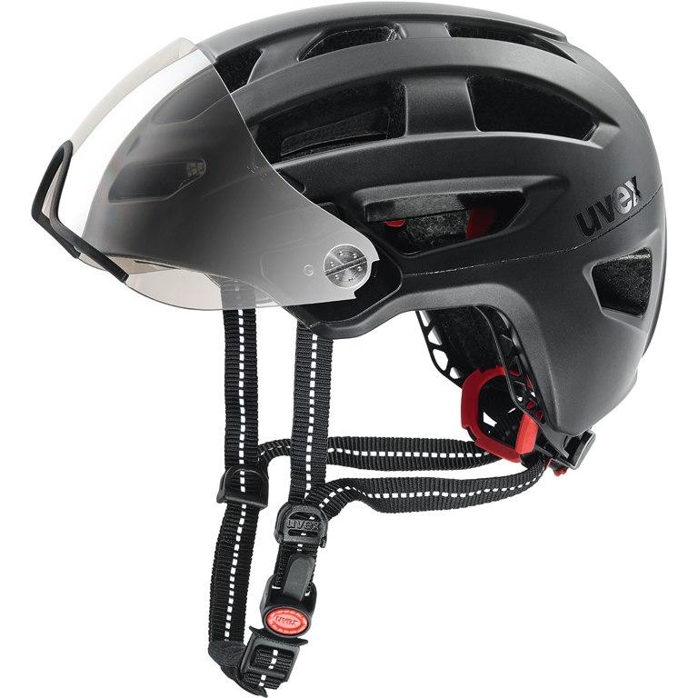 Bild von Uvex finale visor Helm - black mat