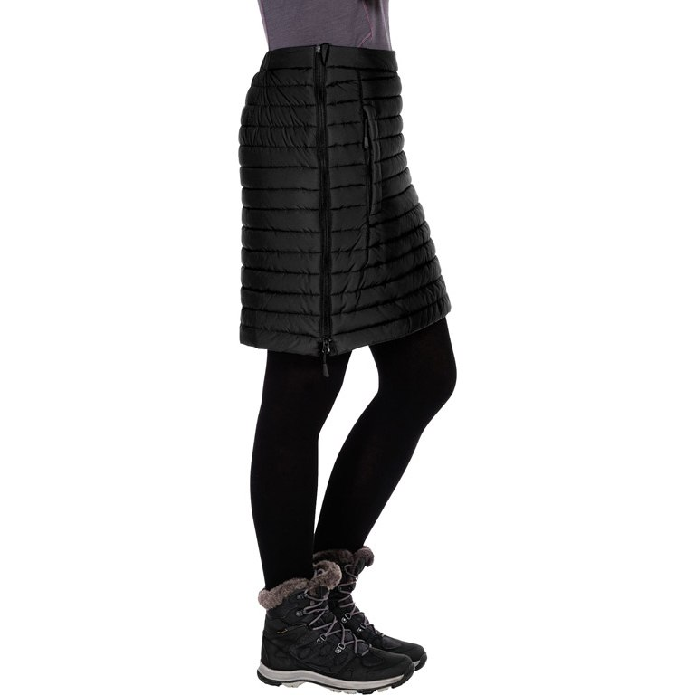 Image of Jack Wolfskin Iceguard Skirt Women - black