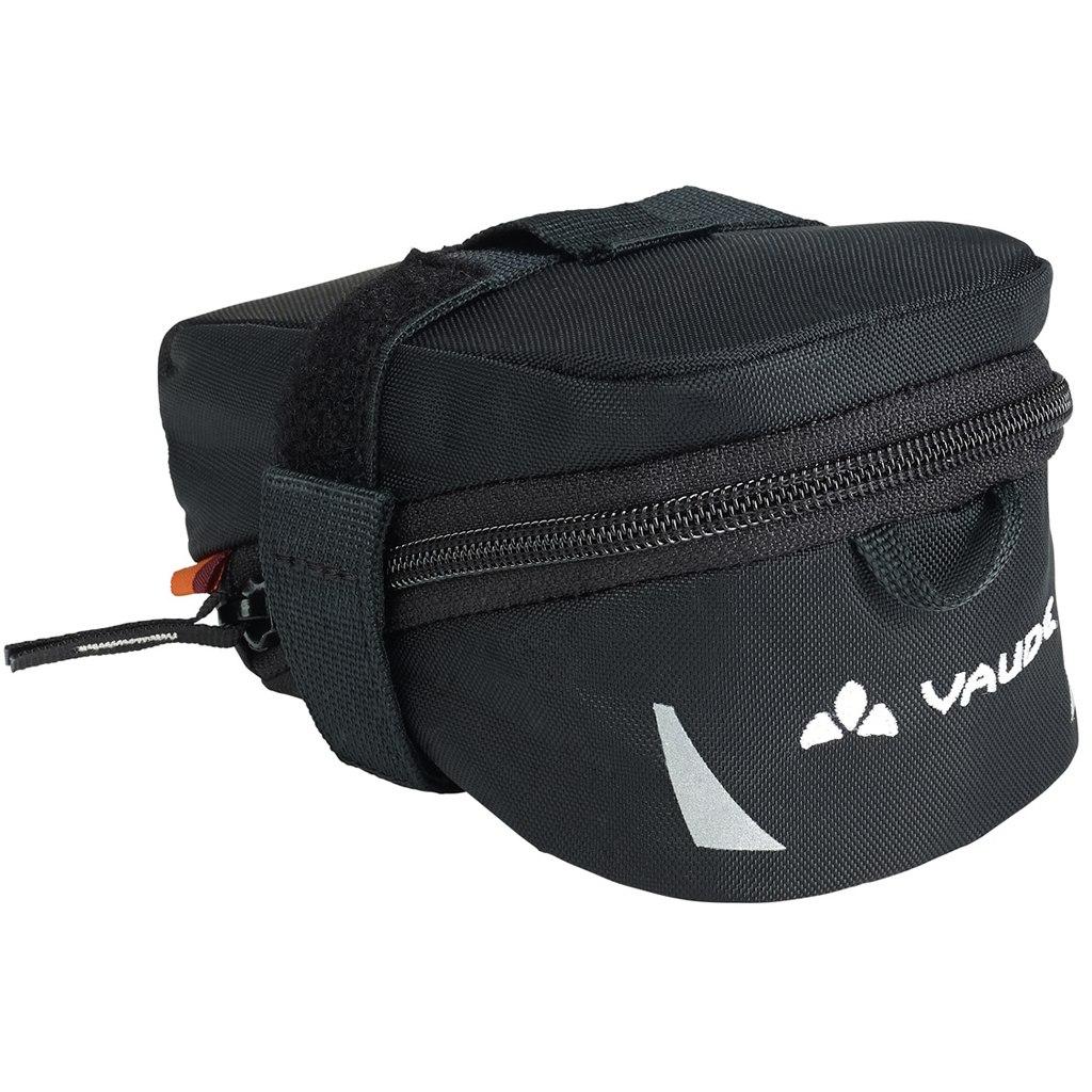 Vaude Tube Bag M Saddle Bag - black