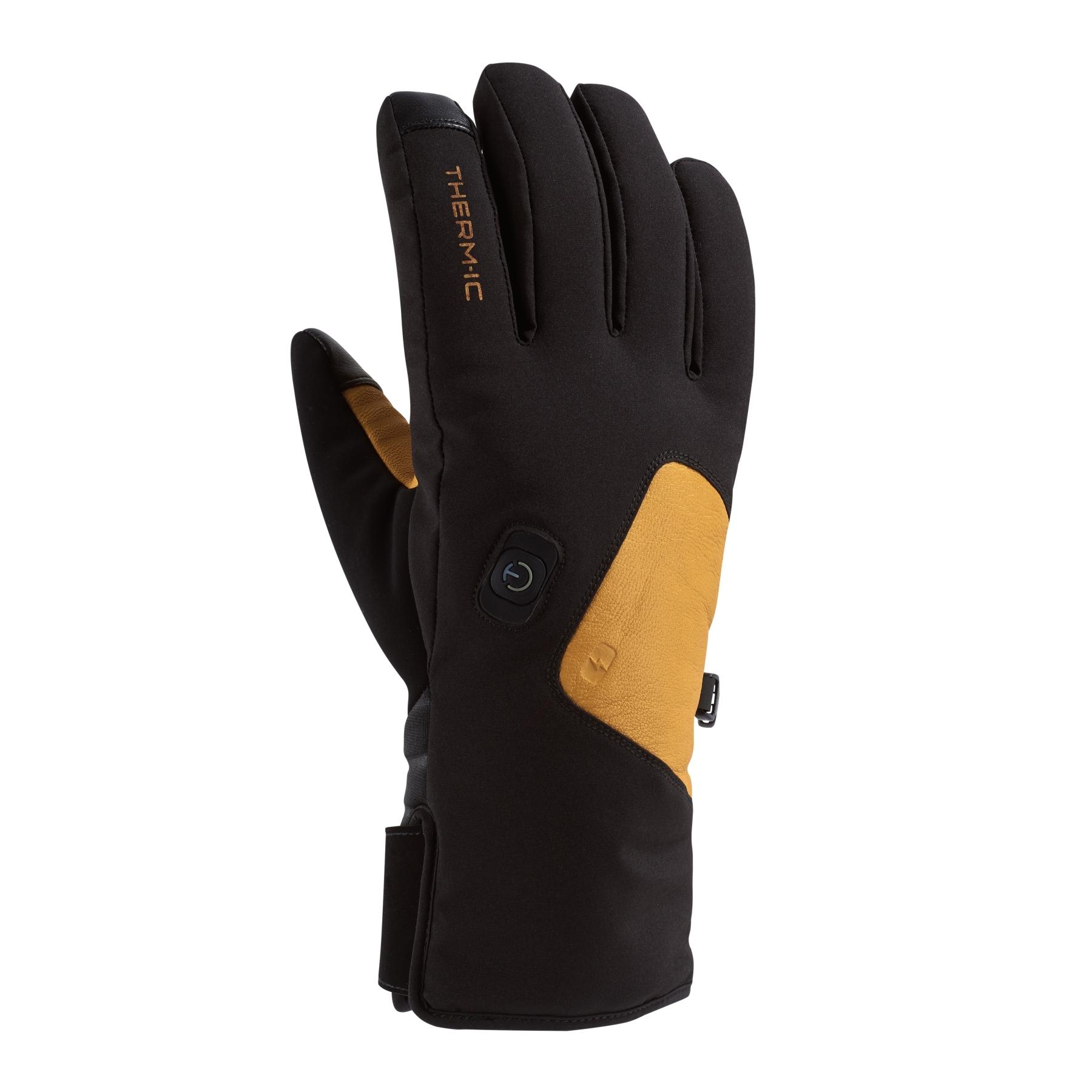 therm-ic Power Gloves Ski Light Beheizbare Handschuhe - Schwarz