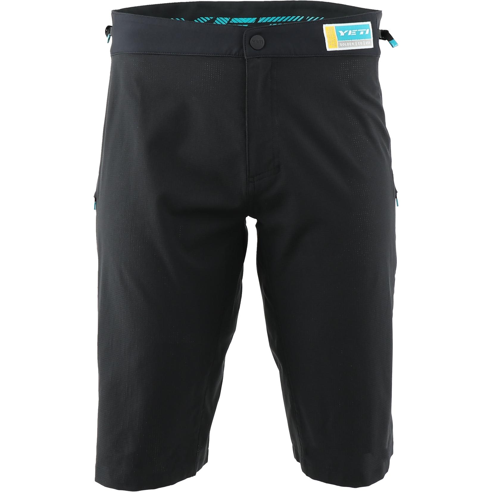 Yeti Cycles Enduro Shorts - Black