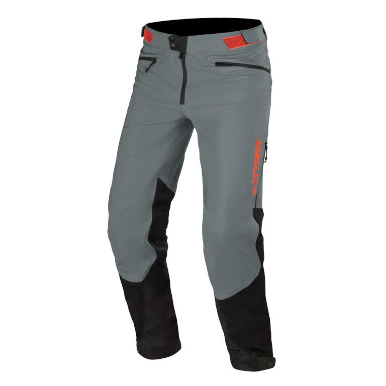 Alpinestars Nevada MTB Pants - black/gun metal/coral
