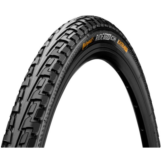 Continental RIDE Tour Wire Bead Tire - 584 - black