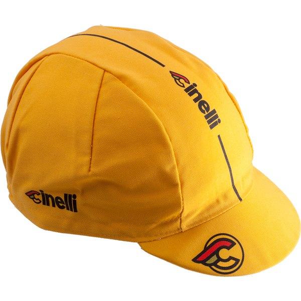 Cinelli Supercorsa Cap - Yellow Curry