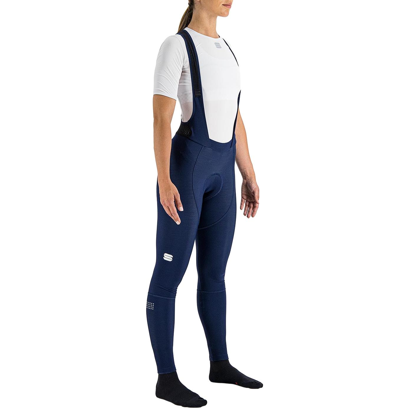 Sportful Neo Women's Bibtight - 013 Blue