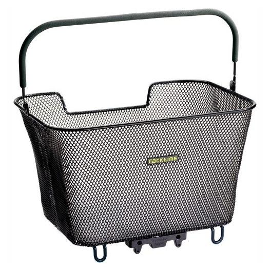 Foto de Racktime Baskit Carrier Basket - black