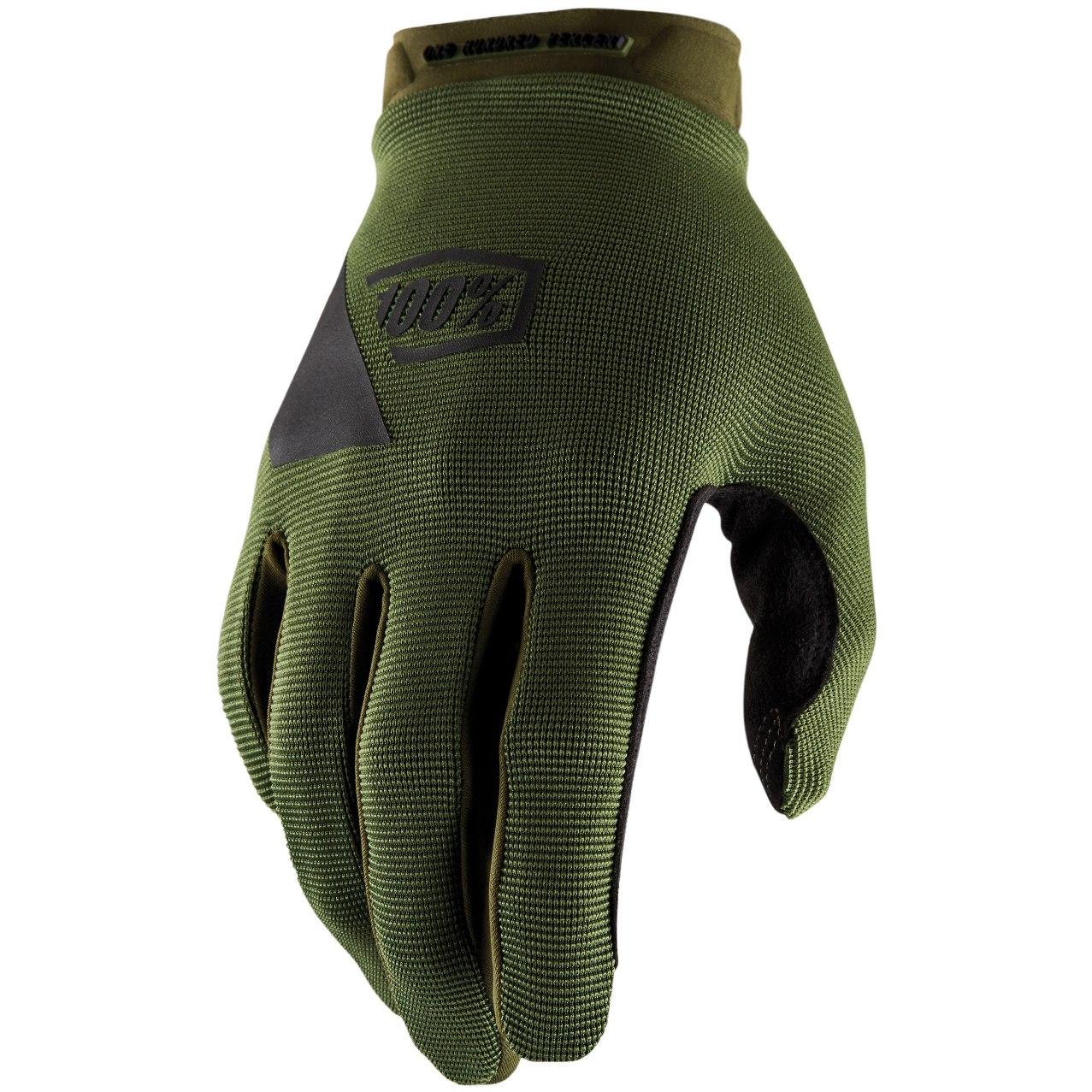 100% Ridecamp Glove - Fatique