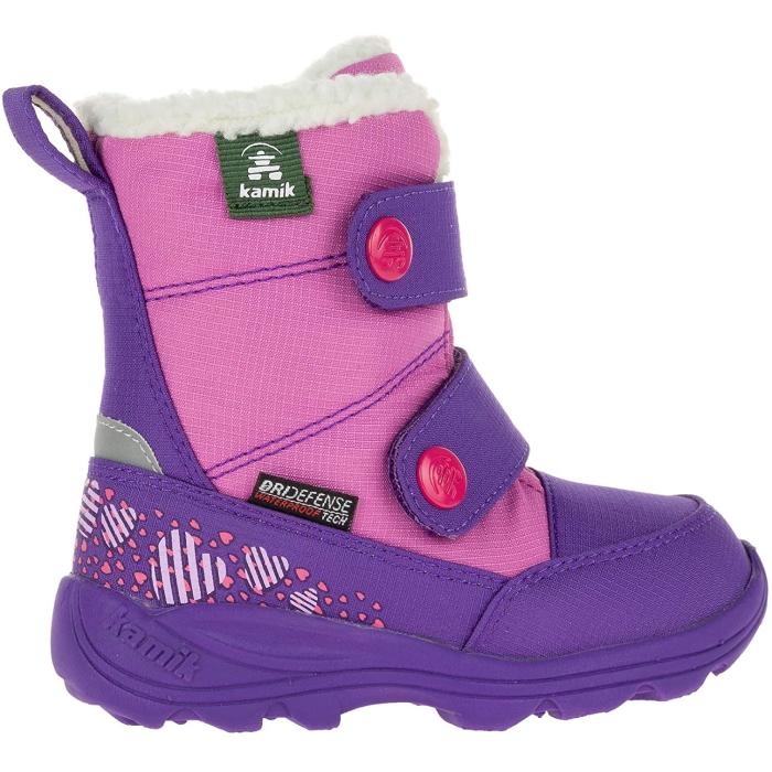 Kamik Pep Winterstiefel für Kinder - purple-violet (PUR)